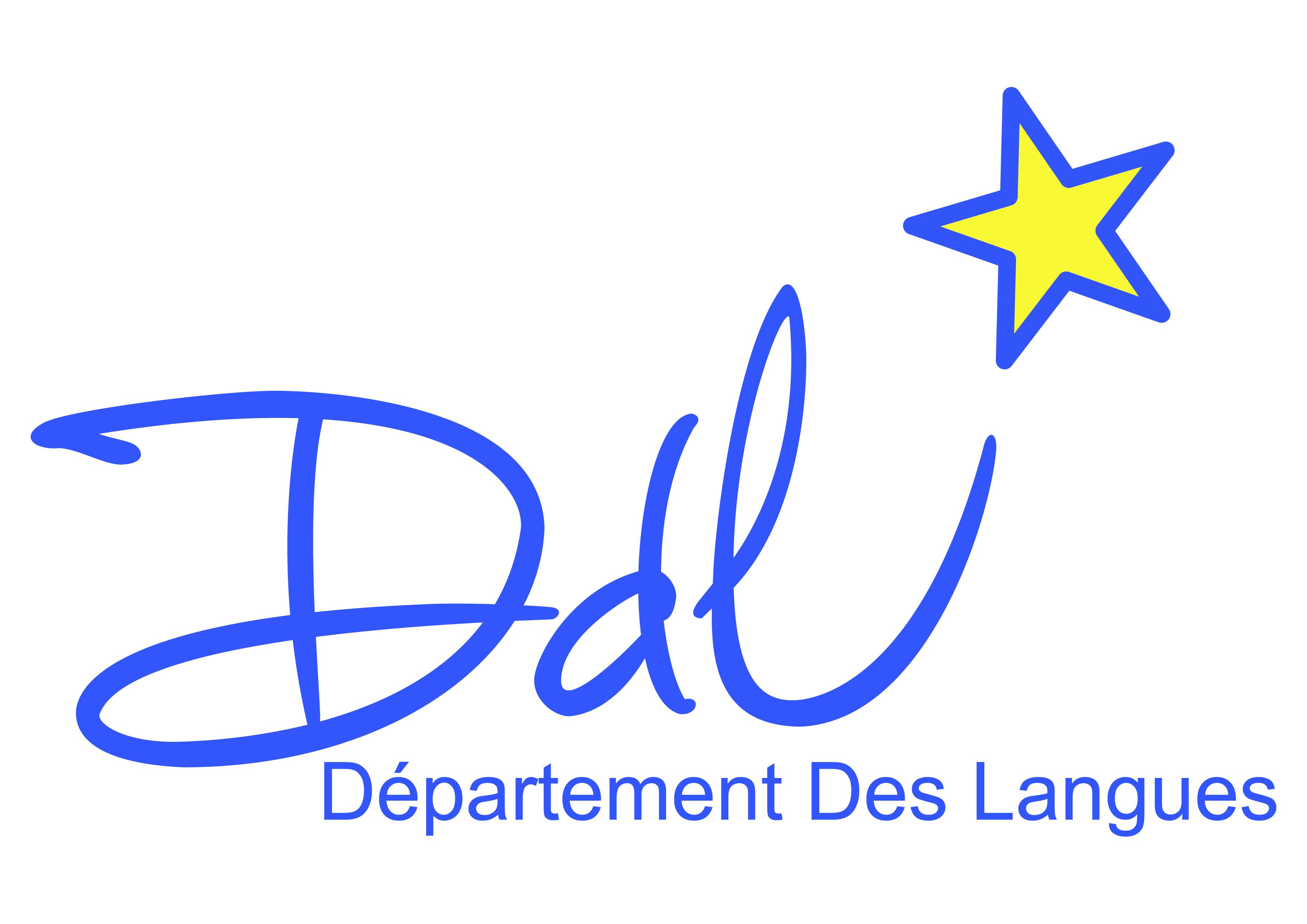 Département des langues